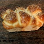 White 4 Braid Bread Recipe