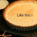 How to Roll Out and Bake A Tart Shell