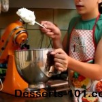How to Make Stabilized Whipped Cream Icing Recipe