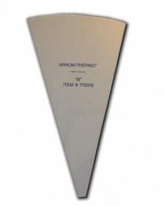 Arrow Thermo 18-inch Pastry Bag