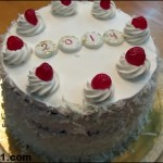 How To Make A Black Forest Cake