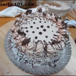 How To Make A Sinful Bakery Cake – Part 2 Layer Cake Assembly