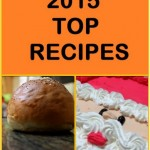 Top Viewed Recipes for 2015